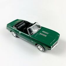 1969 Camaro SS | (1) GM 2001 The Reader's Digest Toy Collectible Car Color Green
