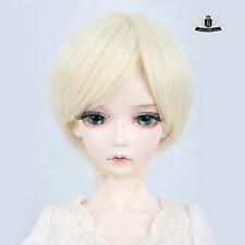 """9-10"""" 1/3 BJD or 70cm BJD Wig Dollfie DREAM EID LUTS DOD AOD WIG Short Hair #129"""