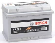 Bosch S5008 77Ah Battery (096) FITS VW Passat Estate Highline 1.9 Diesel 2010