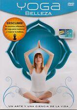 Yoga -BELLEZA- [Un Arte Y Una Ciencia De La Vida] DVD , NEW