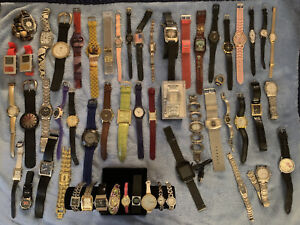 Mixed Watch Lot - UNTESTED/AS-IS - Kenneth Cole, Stylex, TKO, Armitron & More