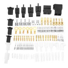 Wiring Harness Connector Plug Bullet Set For Yamaha XT125 XT350 XT500 XT600/660