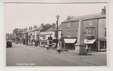More details for devon postcard - chudleigh (shows memorial & w. raymont bakery shop) (a39)