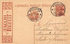 3688) REGNO INTERO PUBBLICITARIO 30c TACCHI PIRELLI.