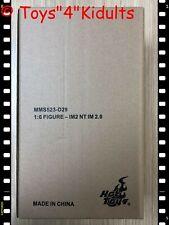 Hot Toys MMS 523 D29 Iron Man 2 Mark 6 VI Neon Tech Yellow Tony Diecast NEW