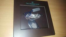 Tateossian NL1304 necklace sterling silver 925 Gannesha BNIB Sealed