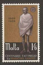 MALTA 1969 SG415 Birth Centenary of Mahatma Gandhi MNH (JB10512)