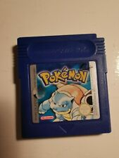 Pokémon: Blue Game Boy Tested Working Save Genuine