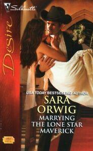 Mills & Boon - Marrying the Lone Star Maverick