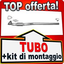 Tubo anteriore OPEL CORSA C & TIGRA 1.2 1.4 dal 2000 TUP