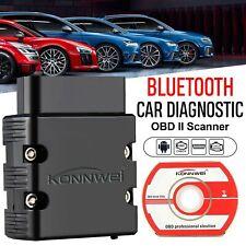 KonnweiELM327 Bluetooth Car OBD2 Scanner Code Reader Automotive Diagnostic Tool