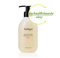 NEW Jurlique Rose Softening Shower Gel 300ml Natural Smooth Nourishing Energy