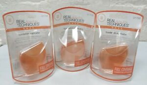 3 ~ Real Techniques Base Foundation Makeup Applicator 01758