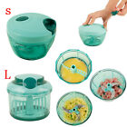 Manual Vegetable Meat Grinder Garlic Slicer Peeler Chopper Cutter Kitchen Tools