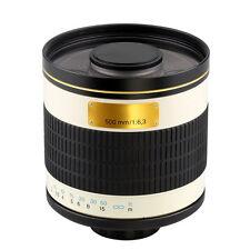 Jintu 500mm f/6.3 Telephoto Mirror Lens f Pentax K-5 K-r x 7 KR Kx K7 K5 Camera