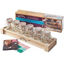 Kilner Jar Set for Storing Spices and Herbs [3383]