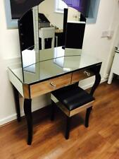 Glass Dressing Tables with Mirror