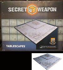 Secret Weapon TS1603 Tablescapes Tiles Urban Streets Damaged (16 Tiles) Terrain