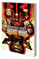 DEADPOOLS SECRET SECRET WARS TPB BUNN MARVEL COMICS TP NEW NM