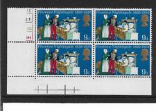 1970 GB. - General Anniversaries - Corner Block - MINT AND NEVER HINGED.