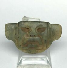 New ListingPre-Columbian Olmec Pectoral / Spoon Bloodletting Ritual Container