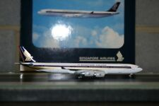 """Herpa Wings 1:400 Singapore Airlines Airbus A340-500 9V-SGA """"Leadership"""" 560917"""