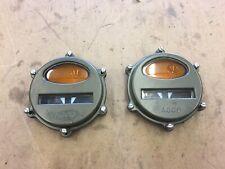 M37 Gama Goat Dodge Amber Lens NOS Marker Light Turnsignal