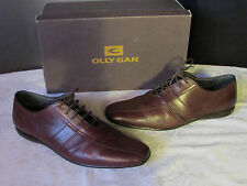 chaussures olly gan cuir marron 40