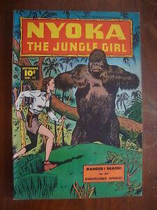 Nyoka #11 VG Danger Death