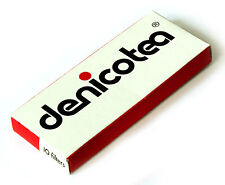 10 Denicotea Standard Filter for Cigarette Holders