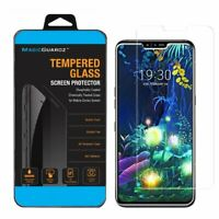 For LG V50 ThinQ 5G 9H Hard Premium Tempered Glass Screen Protector Real HD Film