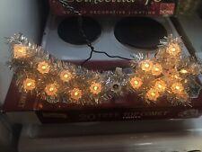 Vintage, Premier, Comet, Christmas Tree Topper, 20 Lights, Working