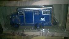 Camion Antico 1/43 BERLIET GLA/GLB TRASPORTO DI CAVALLI Nuovo In Scatola