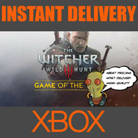 The Witcher 3: Wild Hunt - Game Of The Year Edition Xbox One / Series S | X