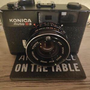 Kamera KONICA AUTO S 3