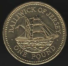 More details for 1993 jersey century 1866 one pound coin | british coins | pennies2pounds