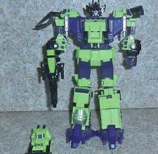 Transformers Universe Micromaster DEVASTATOR Mini Combiner
