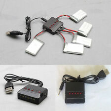 USB 3.7v 5 in 1 Lipo Battery Adapter Charger Interface for Syma X5 X5c X5c-1