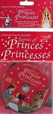 Stories of Princes & Princesses with CD Audio Usborne Young Reading: Series O