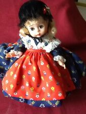 "MADAME ALEXANDER ""GERMANY"" DOLLS FROM FOREIGN LANDS INCLUDES STAND MADE IN U.S.A"