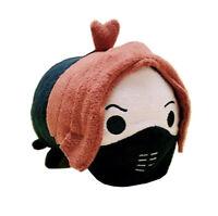 "New Marvel tsum tsum Bucky Winter Soldier 12"" Disney Authentic plush Doll"