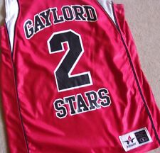 EEUC~GAYLORD STARS~UNIFORM SHIRT/TEE~S~ALLESON ATHLETIC SINCE 1933~VINTAGE~RARE!