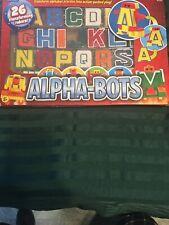 Alpha Bots Letter Transformer Robots  Lakeshore Learning Store