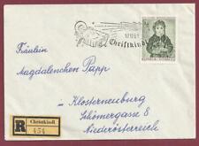 """Christkindl Fräulein """"Magdalenchen"""" Reko 1961 aus Weyer OÖ"""