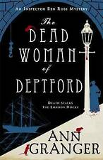 The Dead Woman of Deptford by Ann Granger (Paperback) New Book