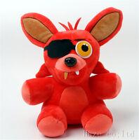 """Five Nights At Freddy's 4 FNAF Freddy Fazbear Foxy Plush Doll 10"""" Soft Toy"""