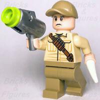 New Jurassic World LEGO® Ken Wheatley Minifigure from sets 75928 75930 Genuine