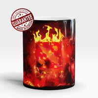DOTA 2 Magic Mug DOTA2 color changing mug cofee mug for dota fans