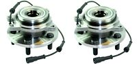 2 X FOR LAND ROVER DISCOVERY MK2 1998-2004 REAR WHEEL BEARING HUB PAIR