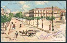 Palermo Città Paoletti cartolina MV6214